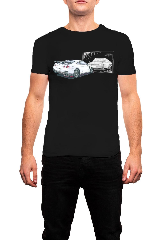 Nissan GT-R White