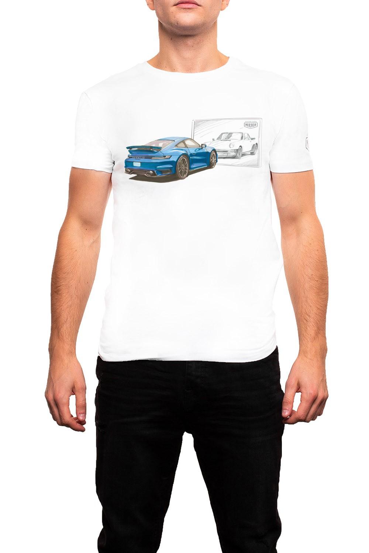 Porsche 911 Turbo Blue