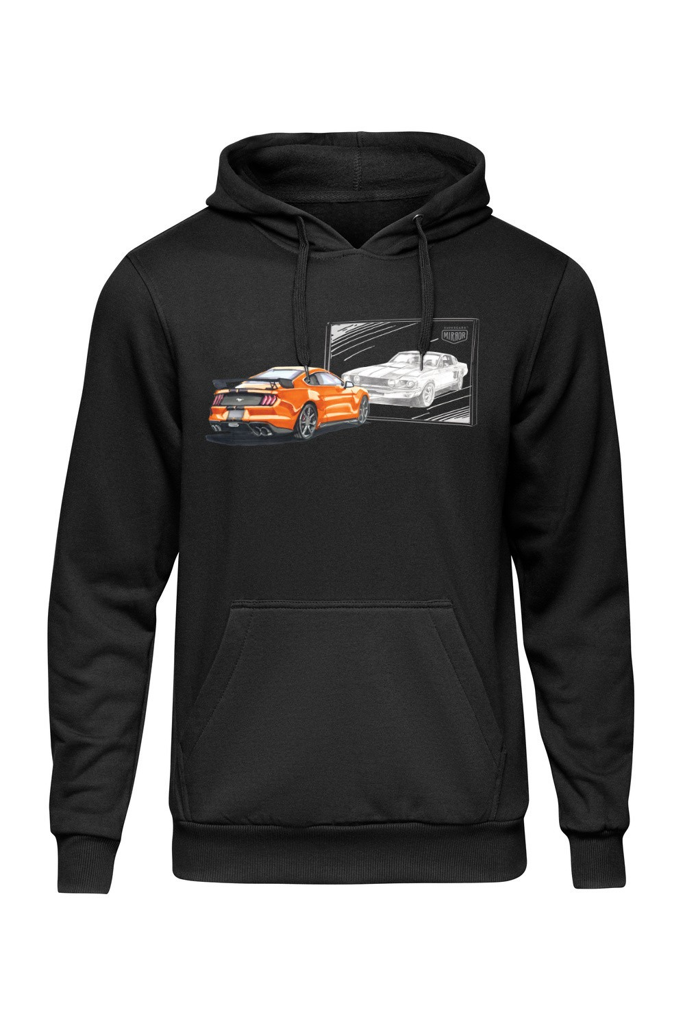 Ford Mustang Orange - Bluza