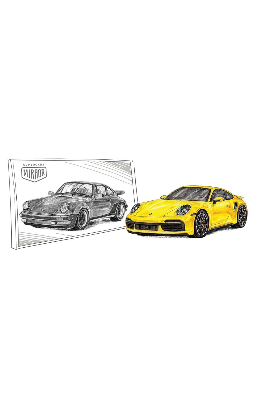 Porsche 911 (992) Turbo S – Porsche 911 Turbo (930)