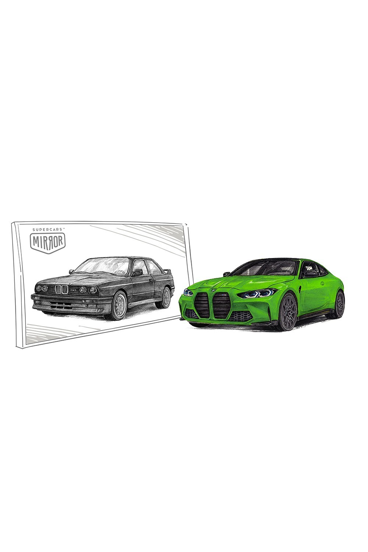 BMW M4 G82 - BMW M3 E30